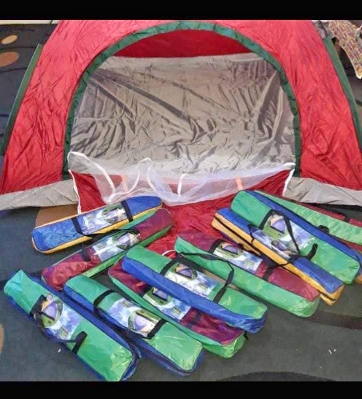 خيمة ( طونط ) لأربعة أشخاص
