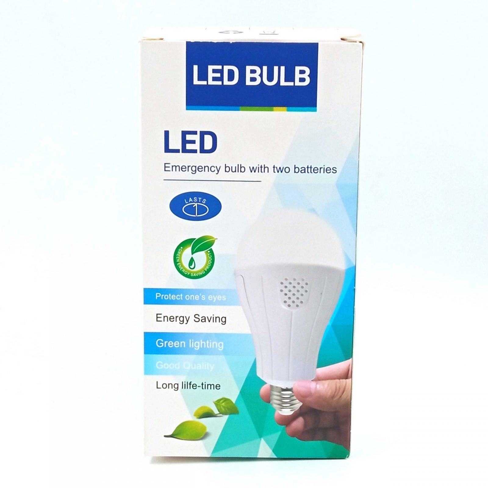 LED Bulb Emergency Light
