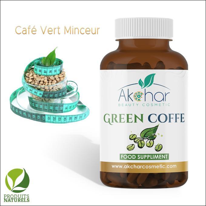 Café Vert Minceur Détox Maigrir Green coffee - قهوة خضراء للتنحيف وطرح السموم من الجسم