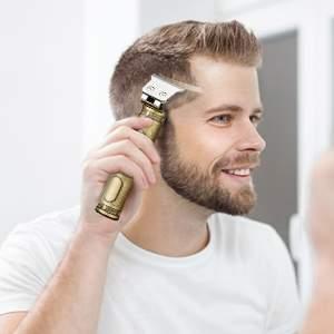 ROZIA PRO Tondeuse à cheveux professionnelle rechargeable avec chargeur USB